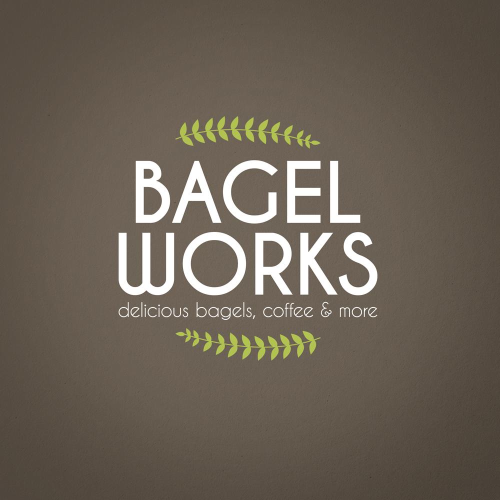 Bagelworks Logo Design