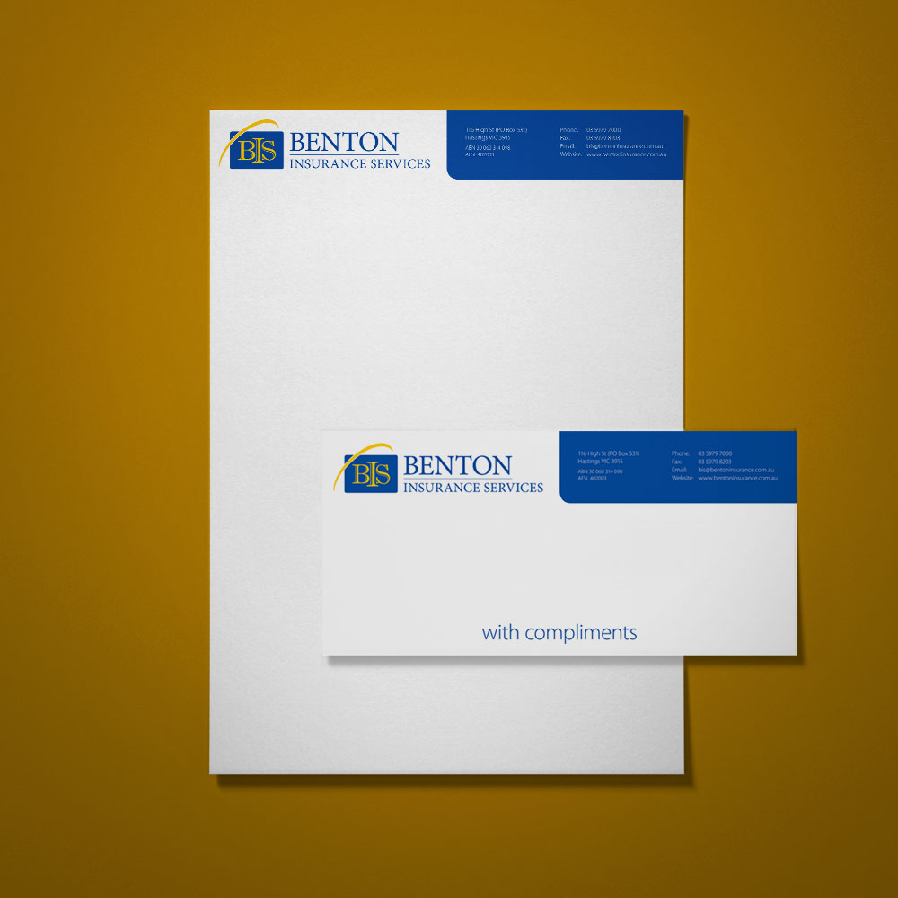 Letterhead, With Compliments, Brochures