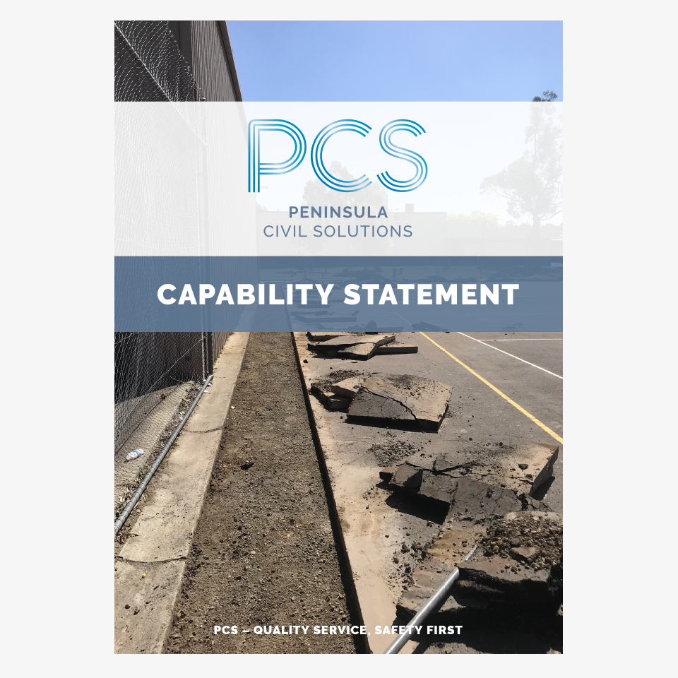PCS Capability Statement Design