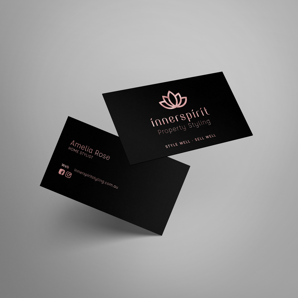 Business Card Design Mornington Peninsula