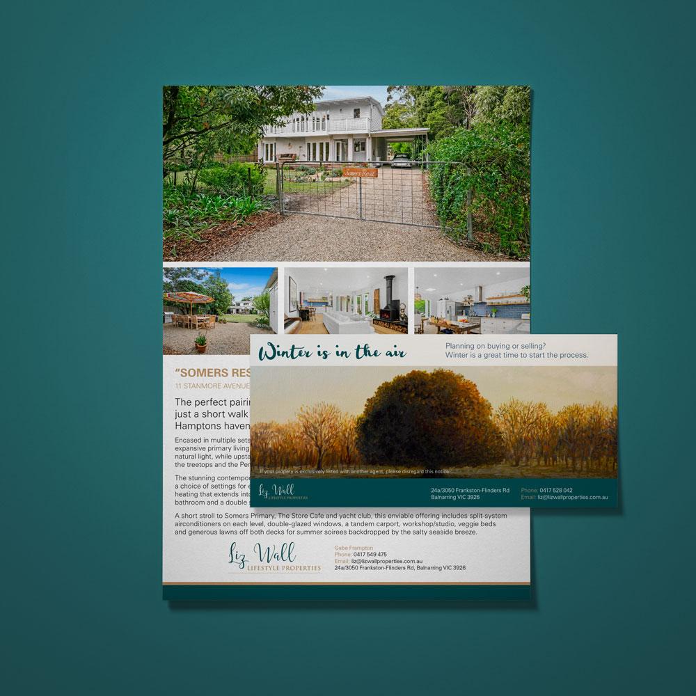Business Stationery Design Mornington