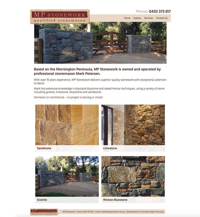 Website design Mornington Peninsula
