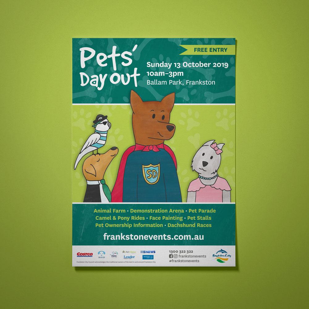 Poster Design Frankston