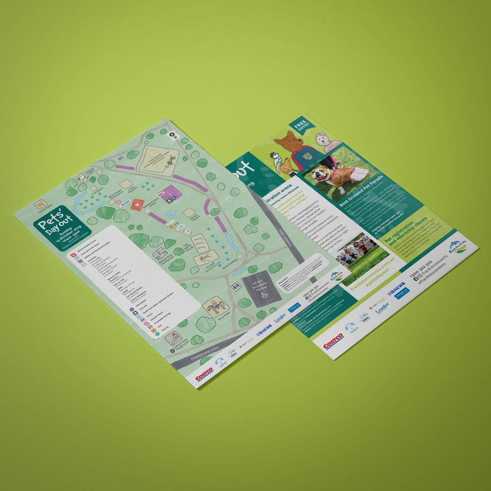 Advertising, Signage and Map Design Frankston