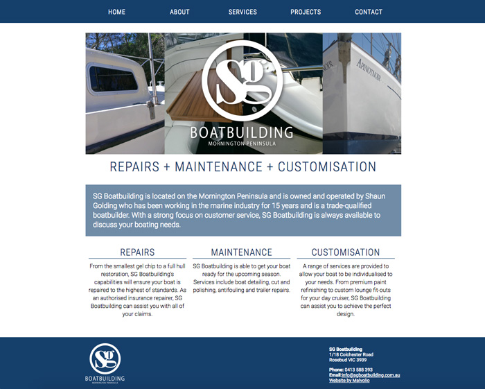 Website design Mornington Peninsula