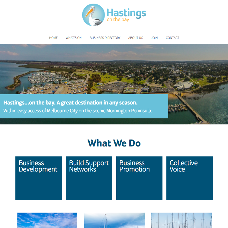 Website Design Hastings